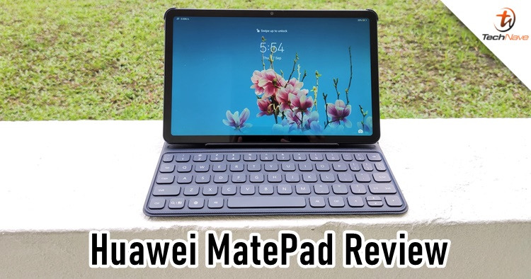 Huawei MatePad review - An affordable tablet for casual users