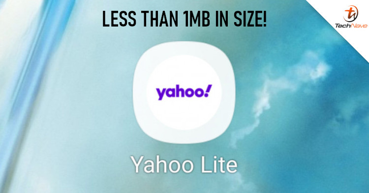 Yahoo unveils the Yahoo Lite app that's only 1MB in size on Google Play