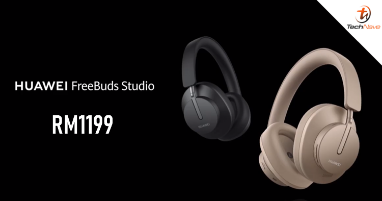 Huawei FreeBuds Studio is coming to Malaysia on 30 October for RM1199