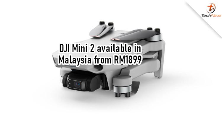 DJI's Mavic Mini 2 Shoots At 4K, Gets Connectivity Upgrades