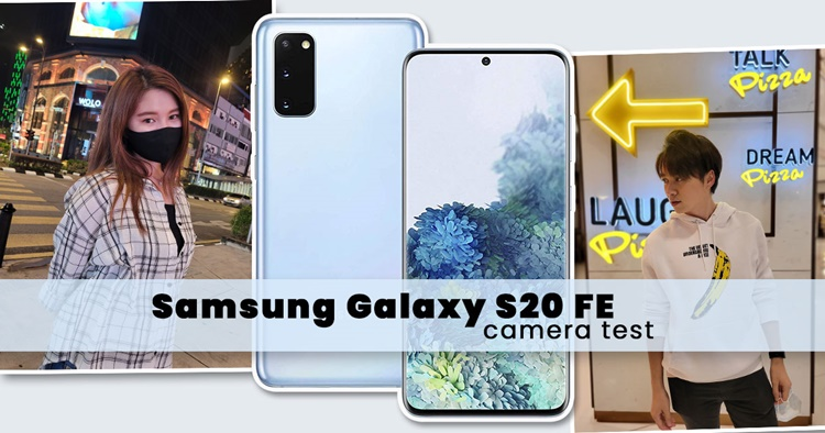 Samsung Galaxy S20 FE 5G Camera Test Round 2 - Live Focus, Telephoto and Selfies