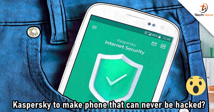 Kaspersky is planning to release a smartphone that is impossible to be hacked in 2021