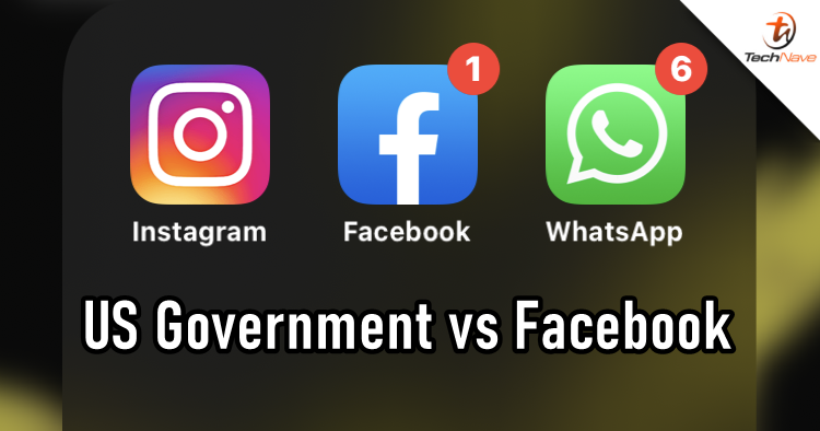 The US Government is ordering Facebook to sell Instagram & WhatsApp because of monopolizing