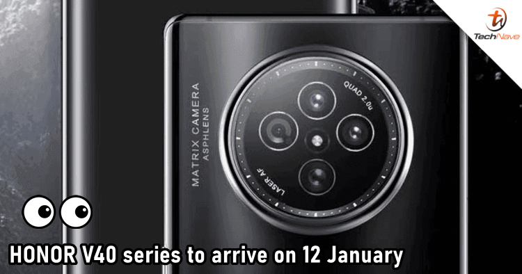 HONOR V40 series could be launched on 12 January