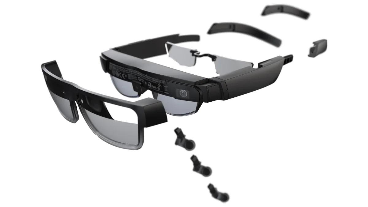 Lenovo ThinkReality A3 are the company's latest AR glasses for enterprises