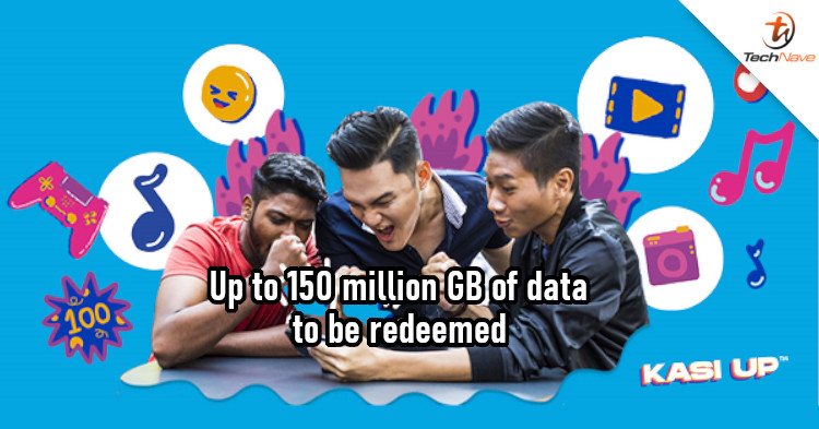 YES to provide 150 million GB of free data during latest MCO