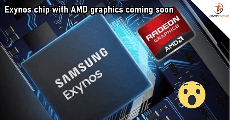 Samsung's flagship Exynos 2100 successor might sport that long-rumored AMD GPU