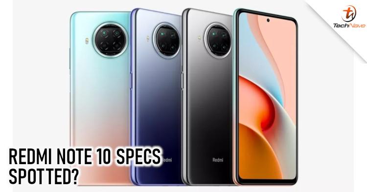 Storage specs regarding the Redmi Note 10 series spotted ...