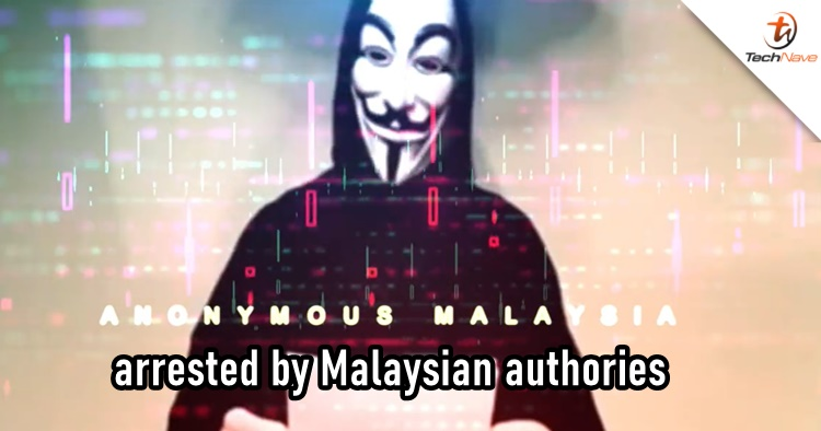 11 suspects of Anonymous Malaysia hacker group were arrested by the police