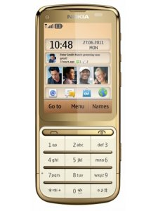 Mobile Phones Nokia C3