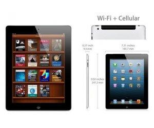 M : Apple iPad mini 4 128GB Wi-Fi Only Tablet IPad mini 4 Wi-Fi 128GB - Silver - Apple